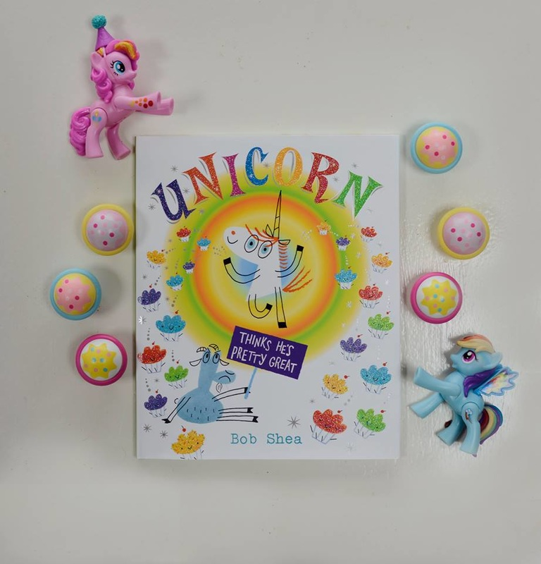 Unicorn Thinks He's Pretty Great Review